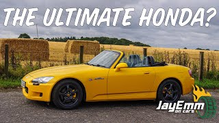 What Makes A Great Engine? The Honda S2000 & Its Legendary F20C