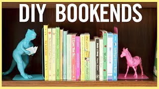 PLAY | 5 Adorable Bookends Kids Can Make