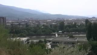 アキーラさん散策④旧ユーゴスラビア・マケドニア・スコピエの城塞,Citadel・Skopje,Macedonia