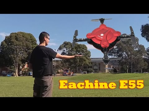 Eachine E55 Mini Pocket Drone