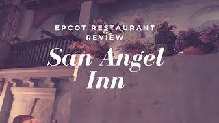 Dinner date night at WDW Epcot Mexico La Hacienda San Angel Inn Review