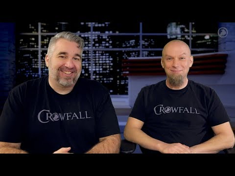 Crowfall - ACE Q&A for January: Eyes on Design