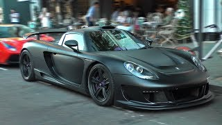 New Arab Arrival in London, the INSANE Gemballa Mirage GT!