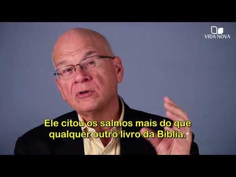 Os Cânticos de Jesus   Timothy Keller