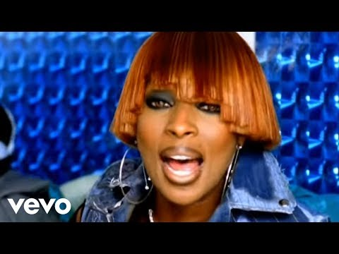 Mary J. Blige - Family Affair (Official Music Video)