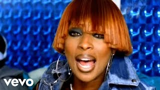 Mary J. Blige - Family Affair (Official Music Video)
