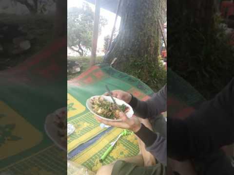 Video Makanan khas tegal