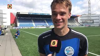 Leo Väisänen is de enige international van alle Brabantse spelers in de Keuken Kampioen Divisie. ...