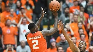 Emmanuel Omogbo Game-Winner Keeps Colorado State In First Place