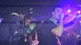 Cirque le Soir Dubai  HipHopChic with Tyga x French Montana x Les Twins x Tyrese