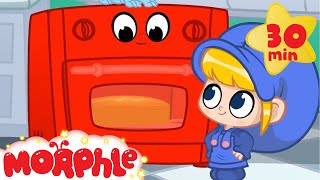 Christmas Dinner With Morphle! - My Magic Pet Morphle | Christmas Cartoons For Kids | Mila & Morphle