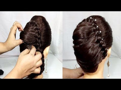 Download Beautiful French Hairstyles For Weddingparty Simple