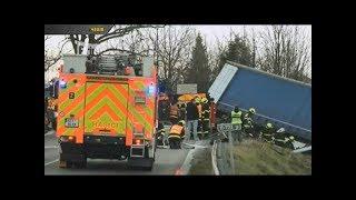 В Чехії під час жахливої аварії загинули четверо українців