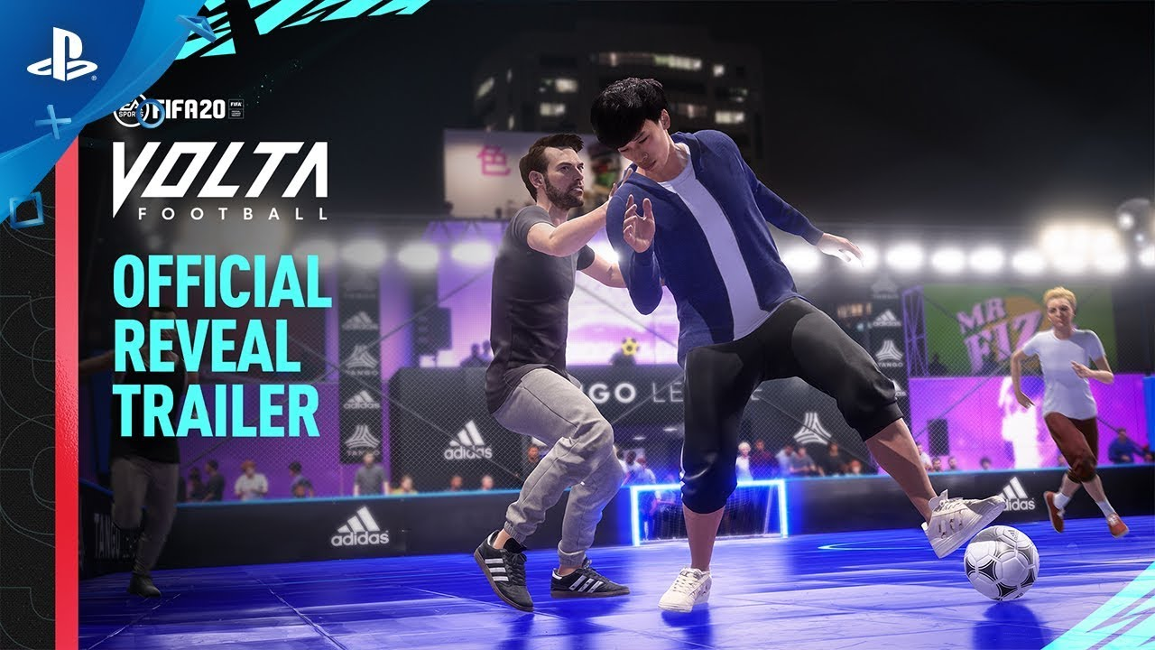 Диск FIFA 2020 (Blu-ray, Russian version) для PS4 (1056031) video preview