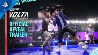 FIFA 20 | Official Reveal Trailer ft. VOLTA Football | PS4