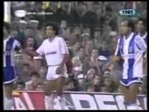 Rabah MADJER le magicien FC Porto 1987 vs Real Madrid