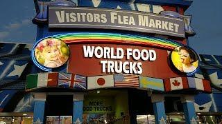 World Food Trucks Kissimmee Florida Largest Food Truck Location Near Disney World