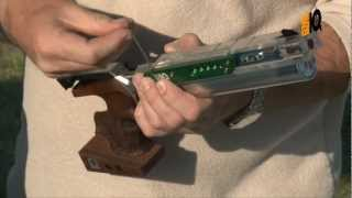 Modern Pentathlon (UIPM) IQ- LaserShooting Setup Tips, London 2012 Olympic System