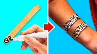 29 JEWELRY IDEAS YOU CAN MAKE YOURSELF || Bracelets, Earrings DIY Projects