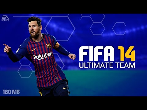 FIFA 14 Lite 180 MB Android Offline Best Graphics - Techno Gamer