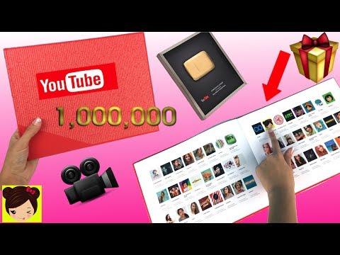 Abriendo un Regalo de Youtube! Para Los Juguetes de Titi