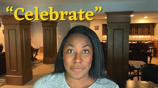"""God says: """"Celebrate"""" (Exciting prophetic word—eat of the good of the land)"""