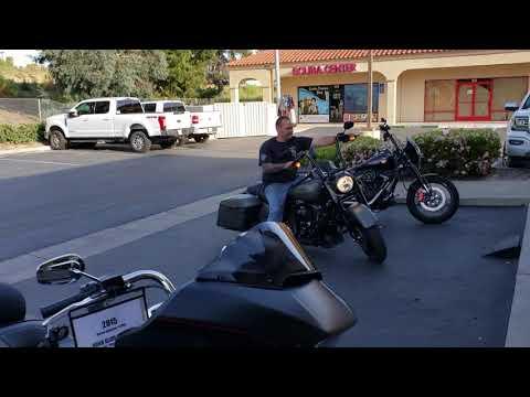 2018 Harley-Davidson Road King® Special in Temecula, California
