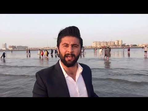 Karachi Clifton beach #Seaview vlog by Malak Shehzad Hamza