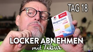 Wie GESUND ist Doppelherz Magnesium 400 DIRECT wirklich? - Review - LOCKER ABNEHMEN  - TAG 18