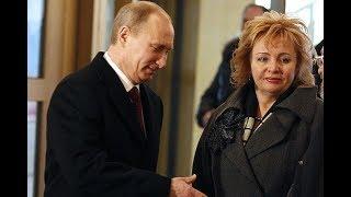 Выяснилось, что заставило Людмилу Путину объявить о РАЗВОДЕ!!!