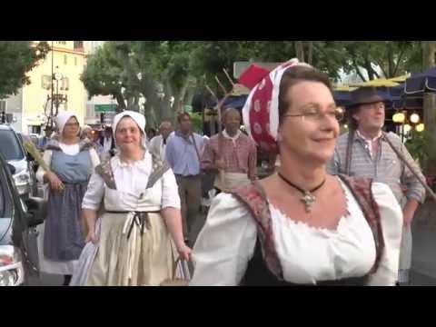 Aubagne fête la Saint-Jean