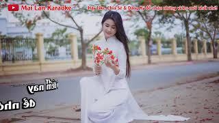 Gambar cover Karaoke  Liên Khúc Bolero   Nỗi Buồn Hoa Phượng   Nhớ nhau hoài , nhớ người yêu ,Mai Lan Karaoke