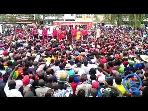 Enough is enough October 26 poll unstoppable - DP William Ruto warns Nasa