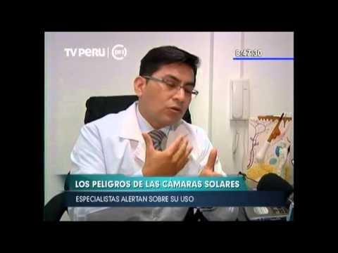 Peligros según OMS por uso de camaras solares para bronceado artificial – Tv Perú
