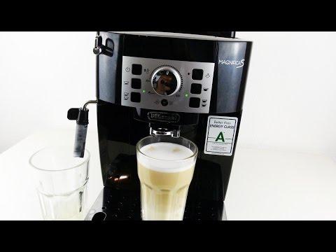 DeLonghi ECAM 22110B Kaffee Vollautomat – Test