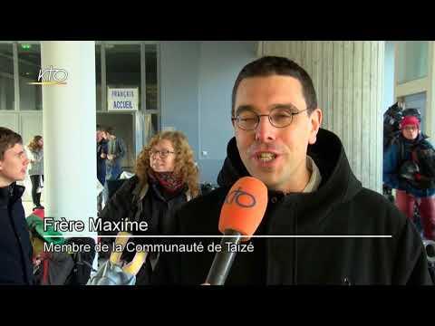 Taizé : les jeunes sont arrivés à Bâle