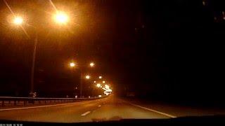 Смотреть онлайн Водитель погиб в результате аварии на трассе