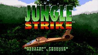 Удар в джунглях игра для приставки Сега онлайн или скачать