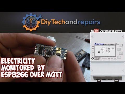 Log data from modbus meter to Raspbery pi (SDM630) - DIY Tech