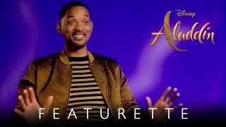"""Disney's Aladdin - """"Cast of Wonders"""" Featurette"""