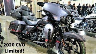 2020 Harley-Davidson CVO Limited First Look