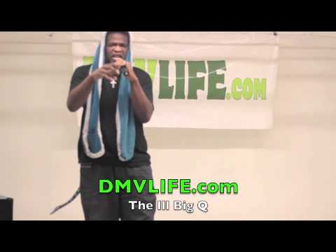 TheillBigQ's Auditioning for DMV Life.com Showcase