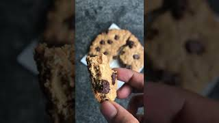 Single Serving Eggless Oats Cookies – No Maida No Wheat Flour No Oven No Refined Sugar! #Shorts
