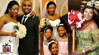 Nollywood Actress Ini Edo Husband, Kids and Her Success Story