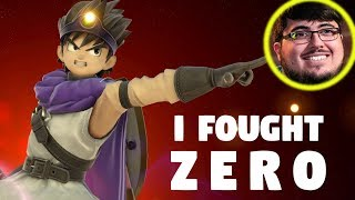 I Played ZERO in Smash Bros Ultimate!