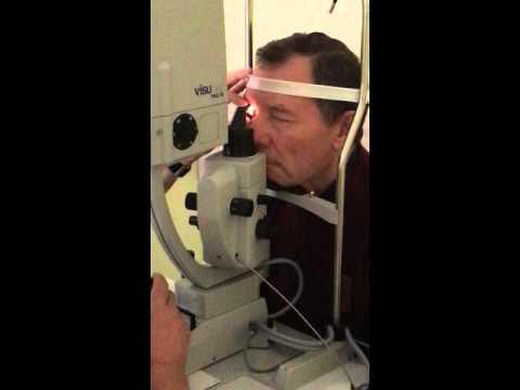Коррекция зрения при нистагме