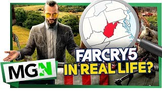 Far Cry 5 Teams up with the State of Montana? | Games on Queue Ep. 6 | MGN (2019)