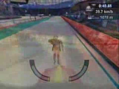Winter Sports 2008 : The Ultimate Challenge Wii