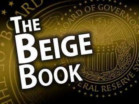 What Is the Federal Reserve's Beige Book?