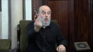 الشيخ بسام جرار يرد على تخبيصات الدكتور منصور كيالي ويصفه بالثور الاعمى